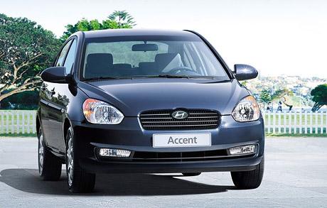 Nový Hyundai Accent na českém trhu
