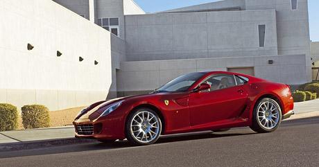 Ferrari 599 Fiorano na českém trhu za 6,1 milionu Kč