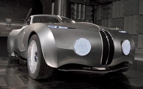 BMW Concept Car Mille Miglia 2006: vzpomínka na zlatý věk