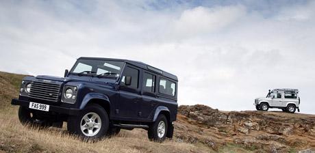 Land Rover: přepracovaný Defender přijede příští rok
