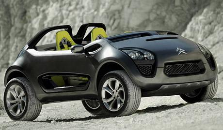 Citroën v Madridu: 6º robotizovaná převodovka a C-Buggy