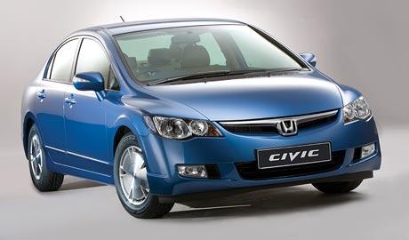 Honda Civic sedan na českém trhu, také jako hybrid!