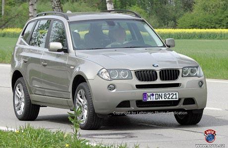 Spy Photos: BMW X3 a jeho noví rivalové