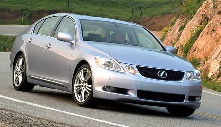 Lexus GS 450h: hybridní rodina se rozrůstá