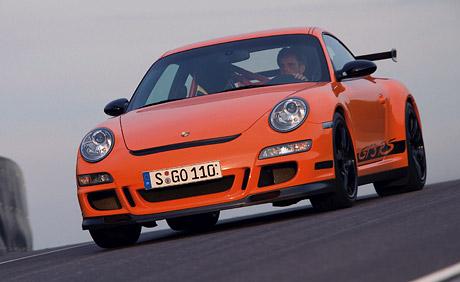 Nové Porsche 911 GT3 RS: pro okruh i silnice