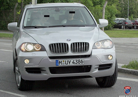 Spy Photos: nové BMW X5