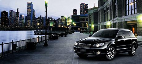 Subaru Legacy: další facelift na obzoru