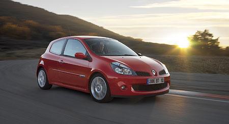 Nové Clio Renault Sport: 145 kW ze dvou litrů bez přeplňování