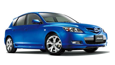 Omlazená Mazda 3