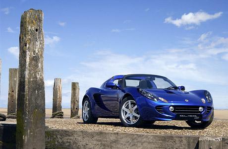 Lotus Elise S: Nový Lotus za milion