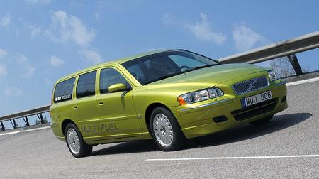 Volvo Multi-Fuel vehicle: ekologicky na pět druhů paliva