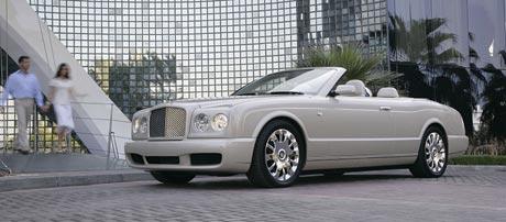 Bentley nasadí proti Porsche Panamera nové kupé