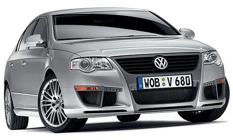 Vzhled GTI také pro Volkswagen Passat