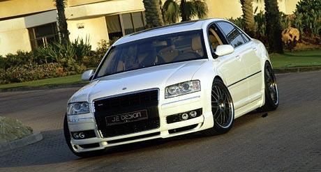 JE Design A8 – luxus ve 300 km/h