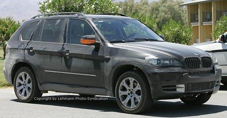 Spy Photos: BMW X5