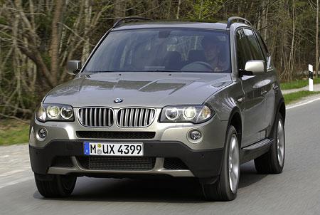 BMW bude novou X3 vyrábět v USA a Německu