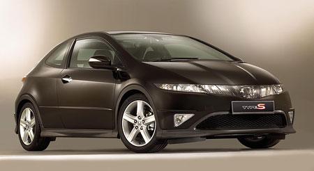 Honda Civic 3D - první foto