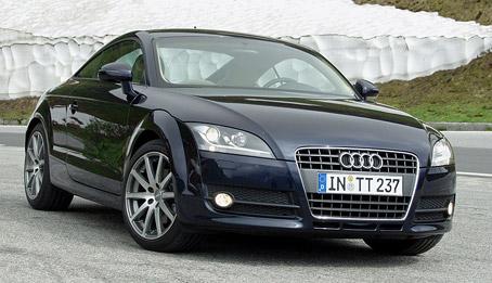 Audi TT dostane dvě sportovní verze