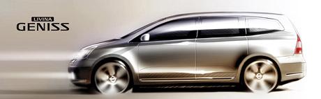 Nissan: nový rodinný model se poprvé představí v Číně
