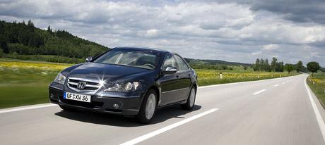 Honda Legend v ČR asi již v srpnu (neoficiální cena)