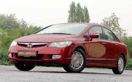 Honda Civic Hybrid: technika + prvn� j�zdn� dojmy