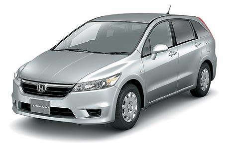 Nová Honda Stream od zítřka v prodeji. V Japonsku