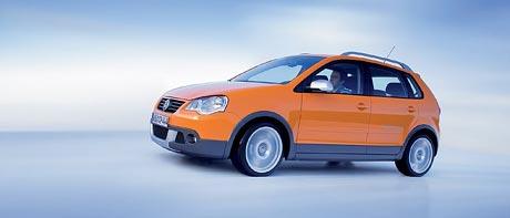VW Polo: GTI za 522.000,-Kč, CrossPolo od 436.400,-Kč