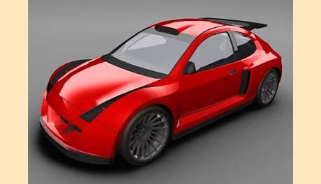 Collin McRae R4: super hot hatch za 240 000 dolarů