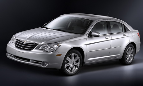 Nov� Chrysler Sebring: vzh�ru do Evropy