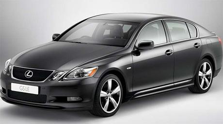 Lexus GS Limited edition: speciální edice za speciální cenu