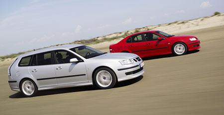 Saab 9-3 model 2007: bohatá výbava, ceny od 649.000,-Kč