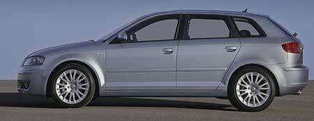 Audi A3 Sportback: Dlouhý hatchback nebo krátké kombi?