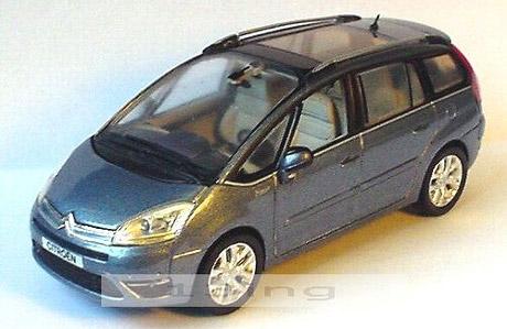 Minipremiéra: nový Citroën C4 Picasso
