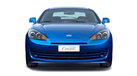 Hyundai Coupé 2007: inovace v poločase