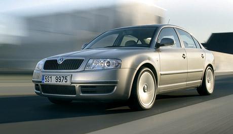Škoda Superb 2007: ceny se nemění