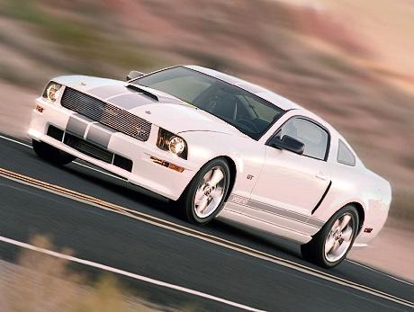 Ford Mustang Shelby GT přichází do prodeje