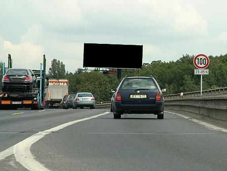 Zvyšování povolené rychlosti na některých úsecích rychlostních silnic zahájeno - aktualizováno!