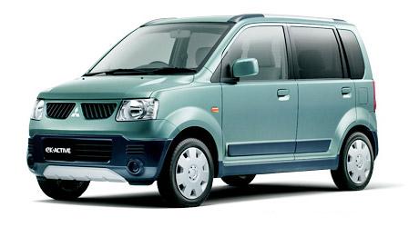 Mitsubishi bude dodávat Nissanu nový eK WAGON