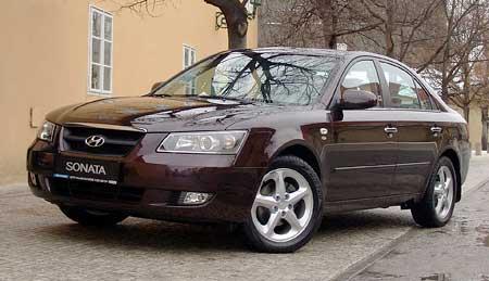 Hyundai Sonata se �estiv�lcem brzy v prodeji