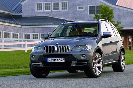 Nové BMW X5: oficiální fotky a kompletní informace
