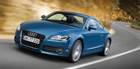 Výroba nového Audi TT si vyžádá více zaměstnanců