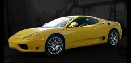 Extreme Cars: Ferrari 360 Modena za půl milionu