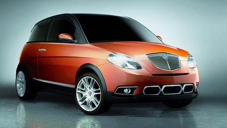Novinky Fiat Auto do roku 2008: Panda Sport, Bravo, Delta, 149 a další překvapení
