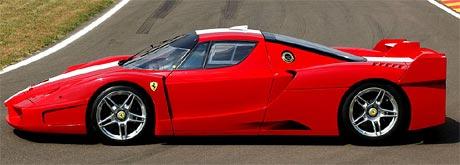 Video: Ferrari FXX aneb jízda za 1,5 milionu eur