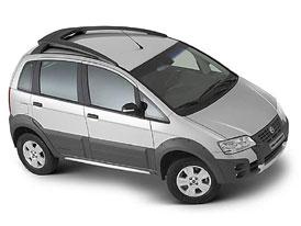 Fiat Idea Adventure: do terénu v Jižní Americe