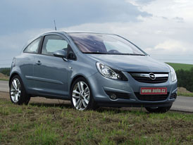 Nov� Opel Corsa - prvn� j�zdn� dojmy!