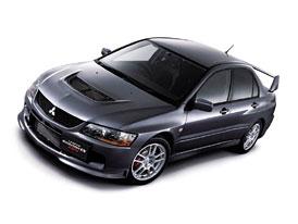 Mitsubishi Lancer Evolution IX MR na japonském trhu