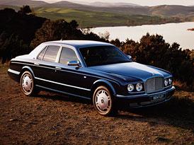 Bentley Arnage: výkonnější klasik