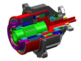 BorgWarner vyrábí aktivní pohon všech kol pro Číňany