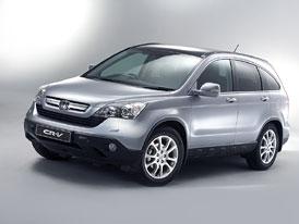 Honda CR-V – první oficiální informace